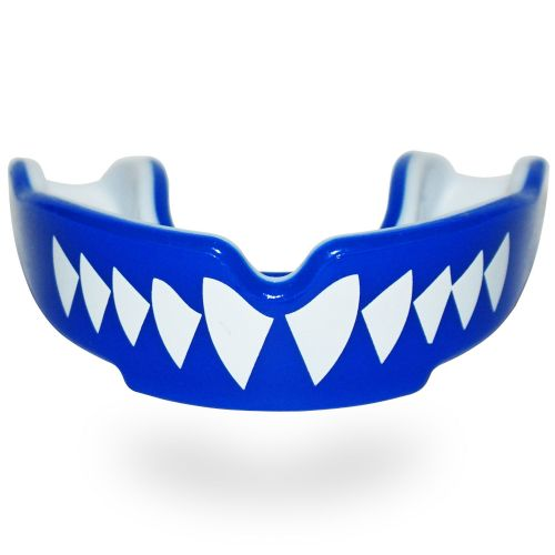 Safejawz Extro Series Self-Fit Mouth Guard - 'Shark'
